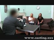 Порно кастинг двух русских девушек онлайн